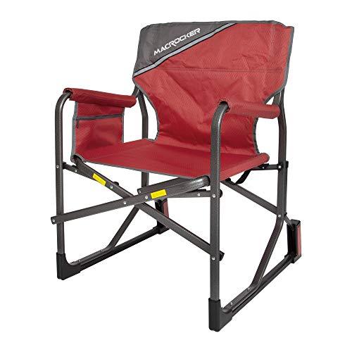 Mac Sports MacRocker Foldable Outdoor Rocking Chair