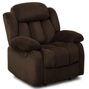 ANJ Oversized Recliner Chair