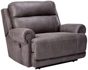 Ashley Furniture Signature Design Austere Manual Oversized Recliner