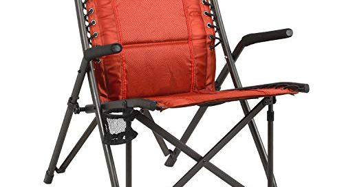 Camping chair, heavy-duty - Review