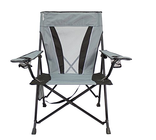 Camping chair, heavy-duty