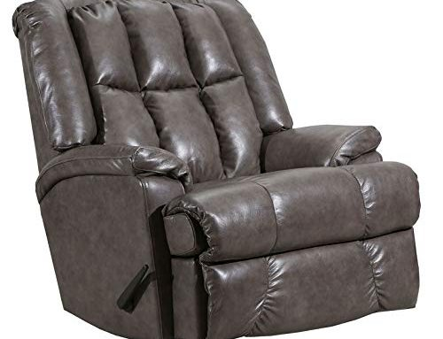 Best Big Man Recliners With 500-lb Capacity