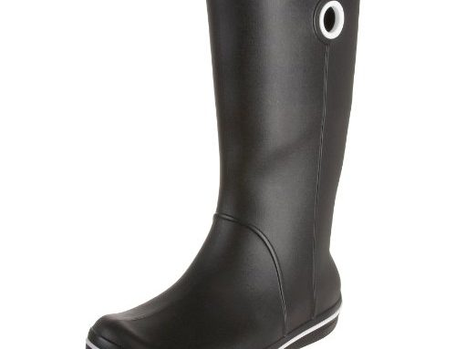 Crocs Women's Crocband Jaunt Rain Boot Review