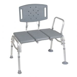 Drive Medical Heavy-Duty Bariatric Transfer Bench