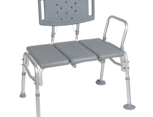 Plastic Seat Drive Medical Heavy Duty Bariatric Transfer Bench Review