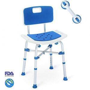 2019 Upgraded 500lbs Shower Chair