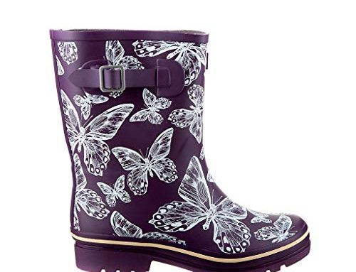 Wide calf rain boots for women – Top Rated