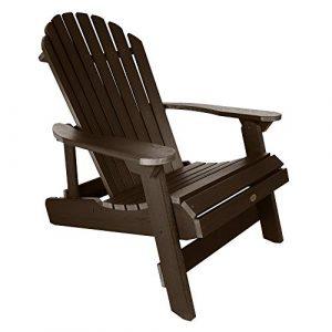 Highwood AD-KING1-ACE Hamilton Folding and Reclining Adirondack Chair
