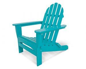 POLYWOOD AD5030AR Classic Folding Adirondack Chair