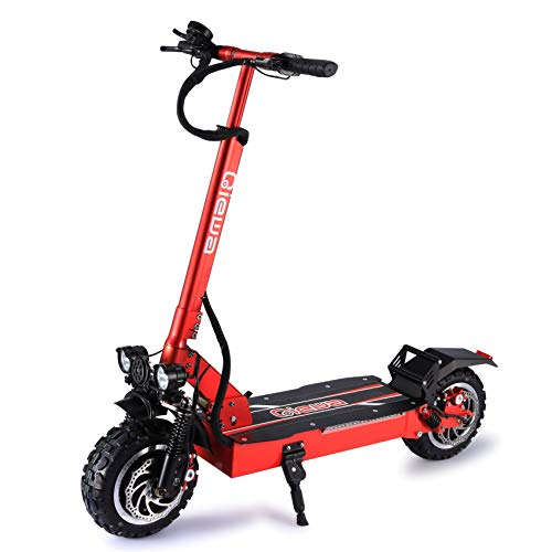 QIEWA QPOWER Double Motors Off-Road Scooter