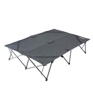 KingCamp Camping Cot Double 2 Person