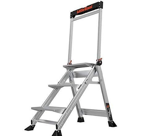 Little Giant Ladder Systems 10410BA Step Ladder