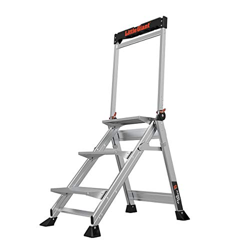 Little Giant Ladder Systems 10410BA Step Ladder