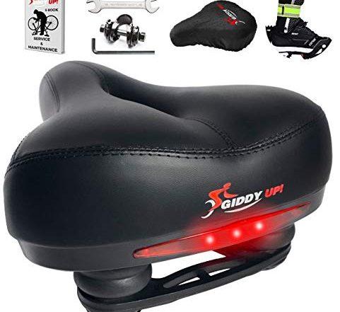best heavy duty bike seat