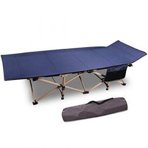 CAMPMOON Folding Camping Cot