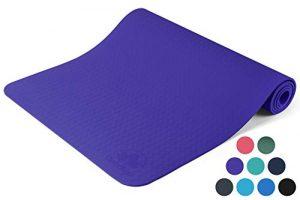 Clever Better Grip Yoga Mat