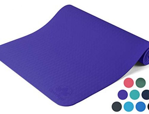 Best Large Yoga Mats for Plus Size People