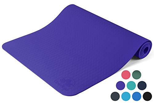 Best large yoga mats - Extra Large Living