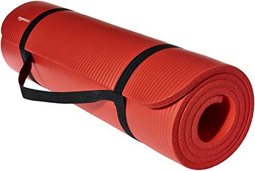 AmazonBasics 1/2-Inch Yoga Mat