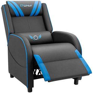JUMMICO Gaming Recliner Chair