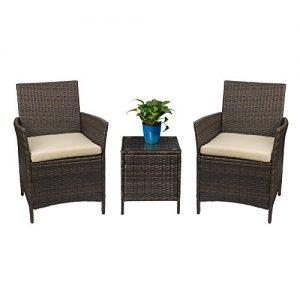 Devoko Patio Porch Furniture Sets