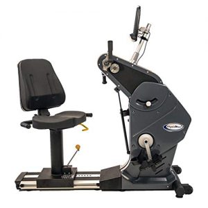 HCI Fitness PhysioMax Recumbent Bike and UBE Total Body Trainer 500-lb