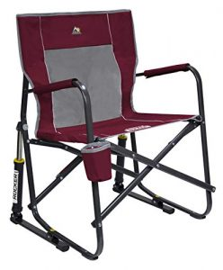 GCI Outdoor Freestyle Portable Folding Rocking Chair