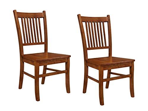 Marbrisa Slat Back Side Chairs