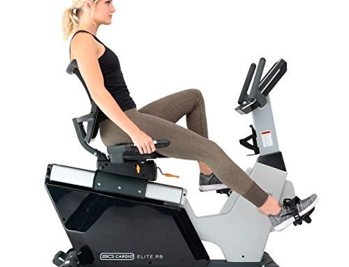 Best Recumbent Bike up to 500-lb Capacity