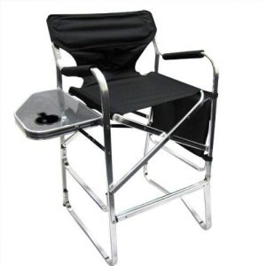 Professional EZ Travel Collection Deluxe Tall Folding Directors Chair