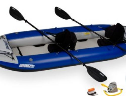 Best Kayaks for Big Guys