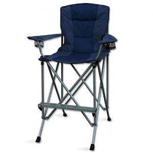 RMS Outdoors Extra Tall Folding Chair