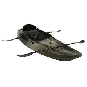 Lifetime - Two Person Paddle Fishing Kayak