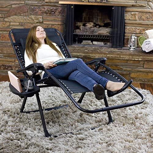 Ezcheer Zero Gravity Chair Oversized