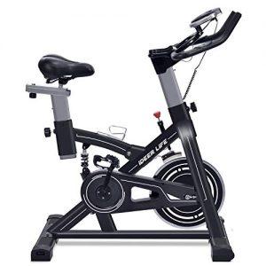 IDEER LIFE Exercise Bike Stationary Indoor Cycling Bike