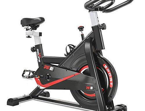 Best Exercise Bike 400-lb Capacity