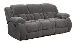 Coaster Home Furnishings Weissman Reclining Sofa