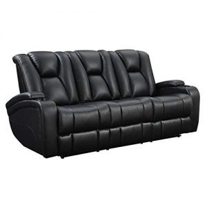 Delange Reclining Power Sofa
