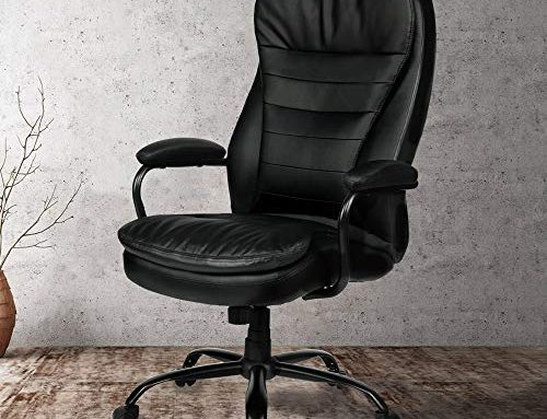 Big and Tall Office Chairs Reviewed