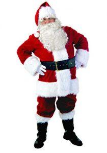 Plus Size Premiere Santa Suit Costume