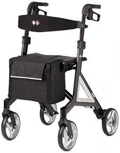 Walker Rollator Designed by Porche Design Studio