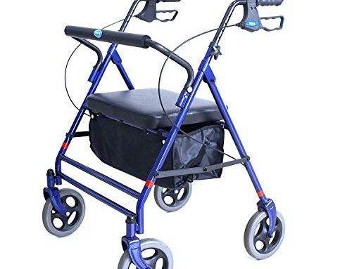 Best Bariatric Walkers with Seats