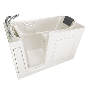 American Standard 3060.109.CLL Gelcoat Whirlpool and Air Spa Walk in Tub