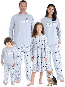 SleepytimePJs Matching Family Pajama Sets