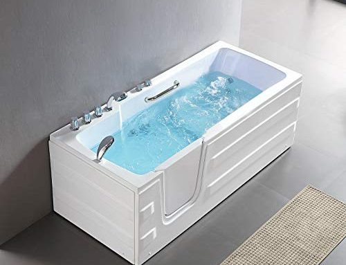 The Best Accessible Walk-in Bathtubs for 2020