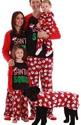 Women's plus-sized Christmas Pajamas - Extra Large Living