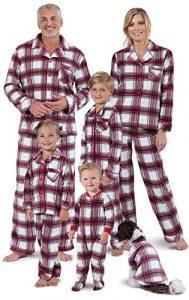 PajamaGram Christmas Pajamas for Family