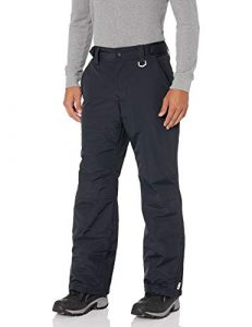 Amazon Essentials Men's Water-Resistant Insulated Snow Pant
