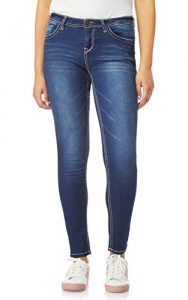 WallFlower Women's Juniors Irresistible Denim Jegging Jeans