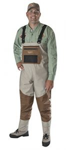 Caddis Men's Tauped Deluxe Breathable Stocking Foot wader
